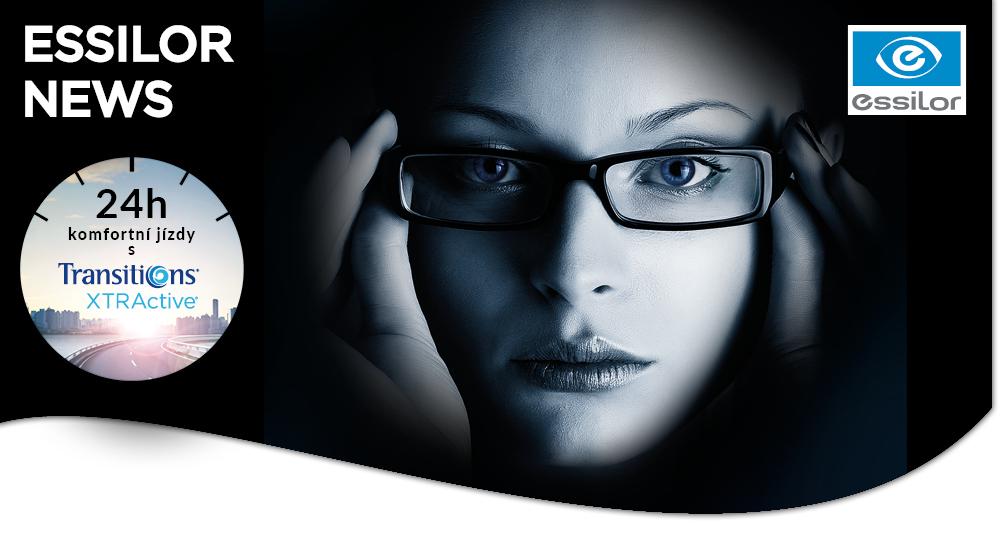 Brýlové čočky Eyedrive