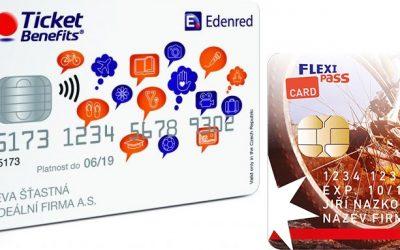 Nově přijímáme benefitní platební karty Sodexo, Edenred Benefit a Benefit Plus