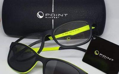 Nové modely dětských dioptrických brýlí se slunečním klipem