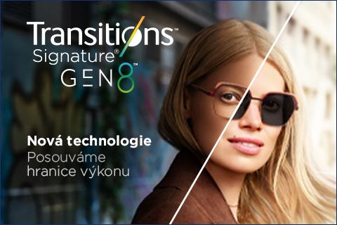 Transitions Signature GEN8